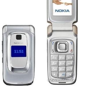 Продам Nokia 6085 silver в хорошем сост.,  полный комплект,  оригинал