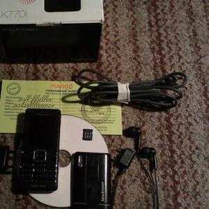 Продам Сотовый телефон Sony Ericsson K770i