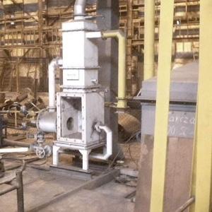 Литейное оборудование точного литья по газ. моделям ЛГМ под ключ